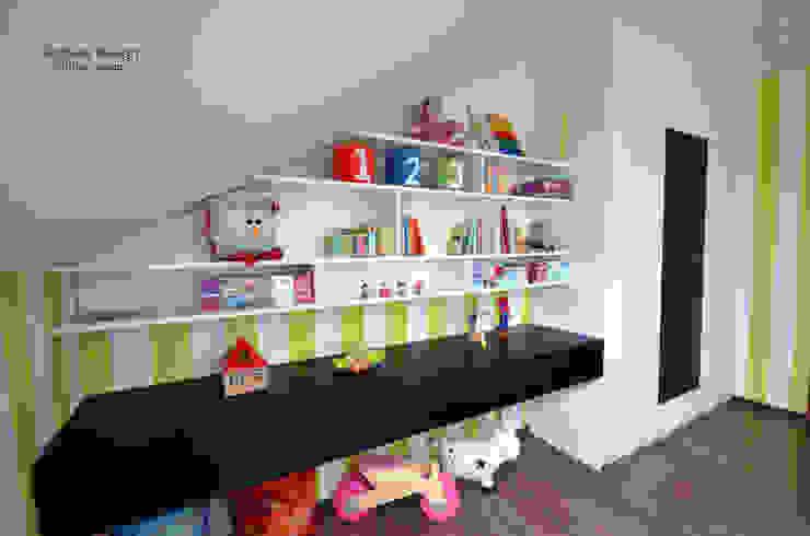 Pokój dziecięcy: styl , w kategorii Pokój dziecięcy zaprojektowany przez Szalbierz Design,Nowoczesny Płyta MDF