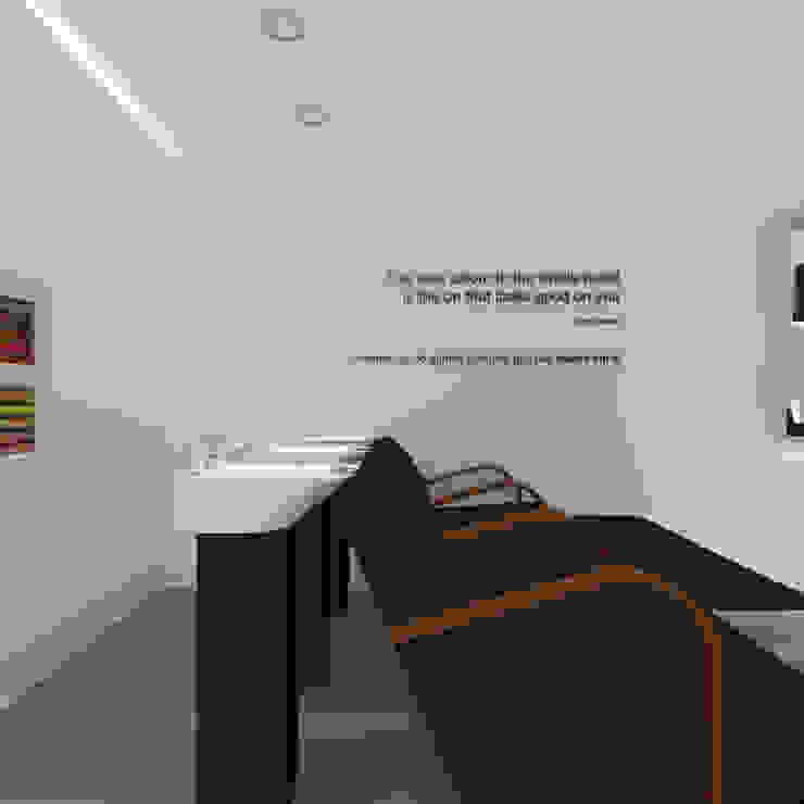 Atmosferas | Projecto de Interiores Paula Gouveia Lojas e Espaços comerciais modernos por IDesign.art by Paula Gouveia Moderno