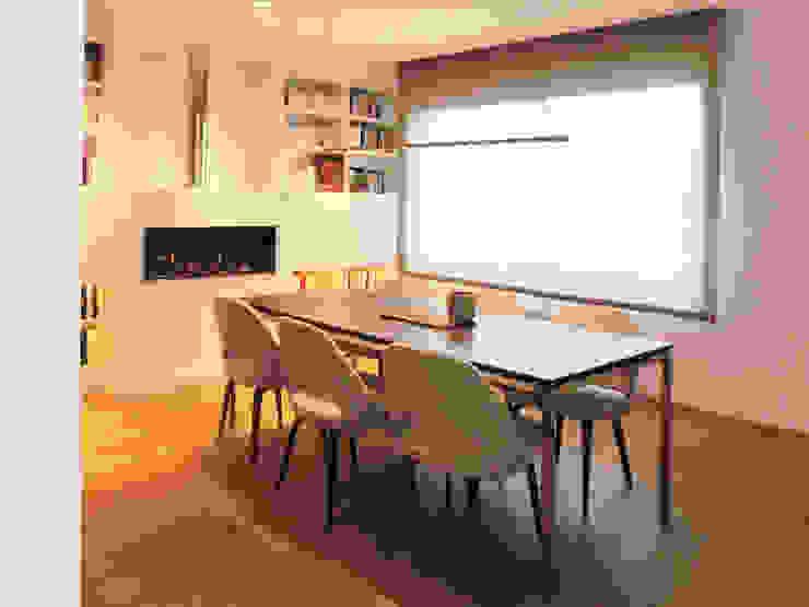 Comedor Comedores de estilo minimalista de Daifuku Designs Minimalista