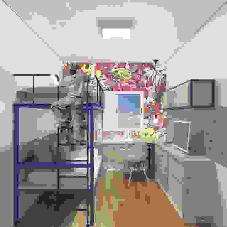 Ar:Co - Arquitetura Cooperativa Çocuk OdasıAksesuarlar & Dekorasyon