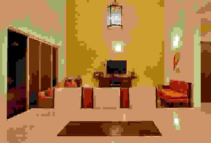 sala comedor Comedores de estilo colonial de Excelencia en Diseño Colonial Ladrillos