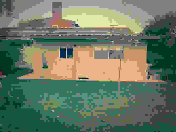 Houses by Estudio ZP, Classic Bricks