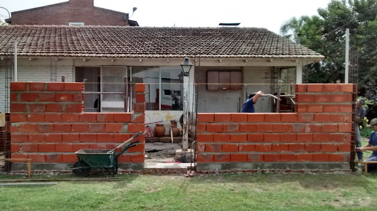Estudio ZP Walls Bricks Beige