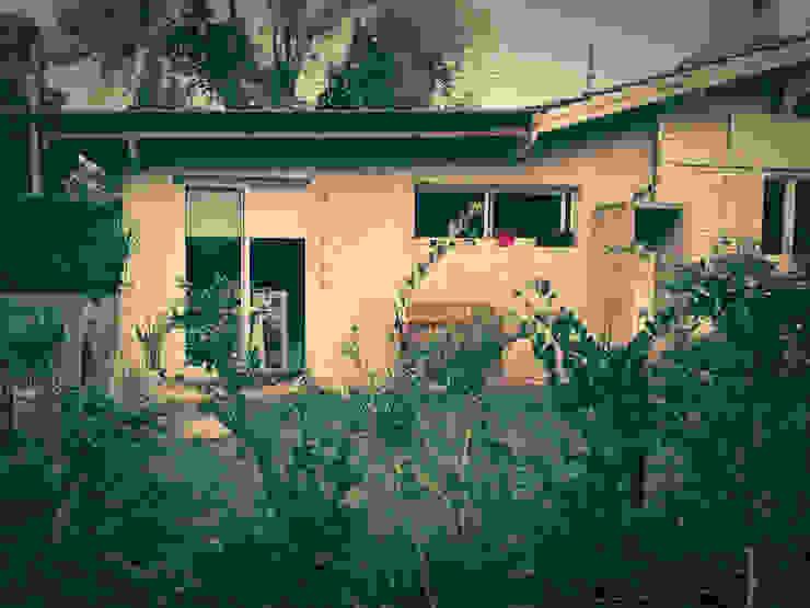 contrafachada Casas de estilo clásico de Estudio ZP Clásico Ladrillos