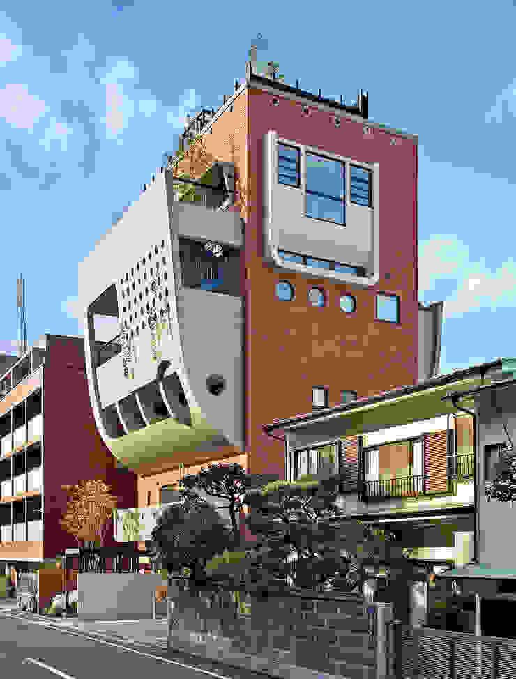 モリモトアトリエ / morimoto atelier Modern houses