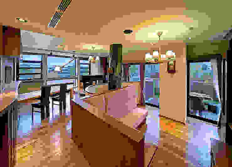モリモトアトリエ / morimoto atelier Modern living room