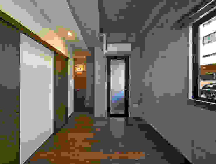 モリモトアトリエ / morimoto atelier Modern style bedroom