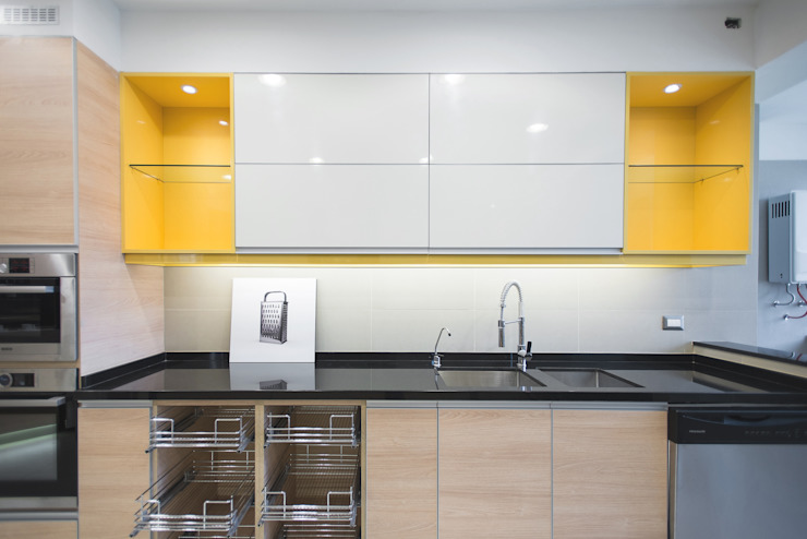 Duo Arquitectura y Diseño Modern style kitchen