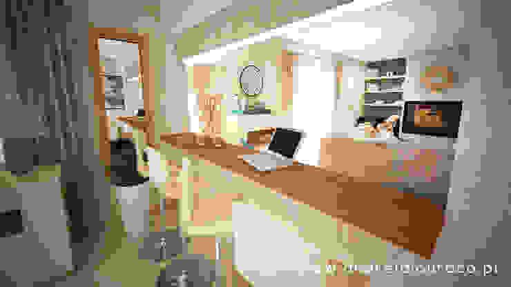 Projecto - Salas, Balcão e Entrada Salas de estar modernas por Andreia Louraço - Designer de Interiores (Contacto: atelier.andreialouraco@gmail.com) Moderno
