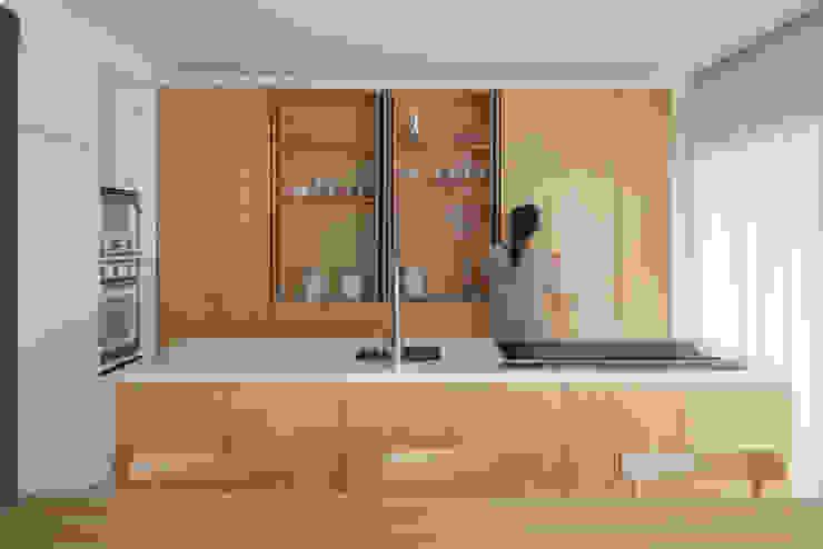 Modern Kitchen by merooficina Modern