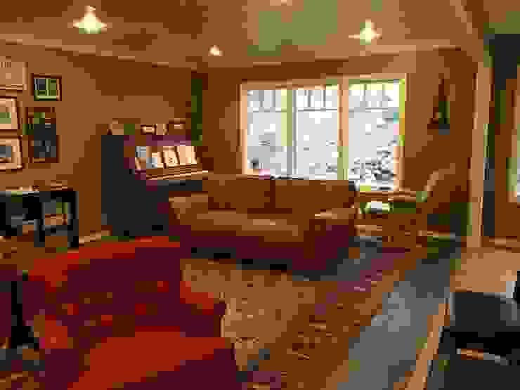 Sala de estar ANTES imagen de SilviaKarounos Decor Studio
