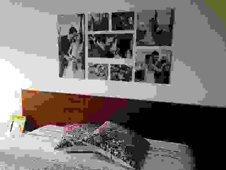 Cuarto de Luz: fotografía y decoración의  벽