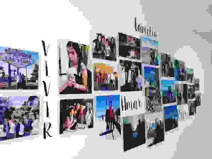 FotoGalerías Personalizadas Paredes y pisos modernos de Cuarto de Luz: fotografía y decoración Moderno