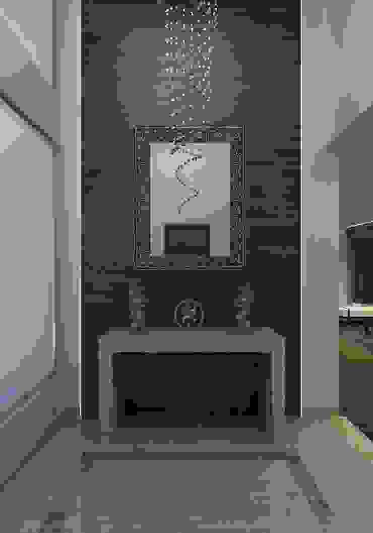 BESSIE Kuro Design Studio Living room
