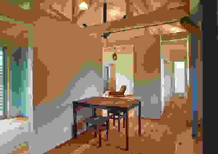Asian style dining room by tai_tai STUDIO Asian