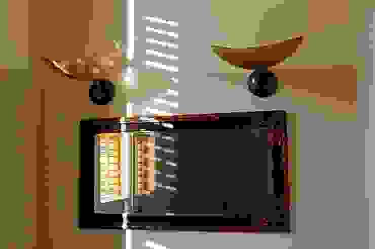 Espejo de Atres Arquitectes Mediterráneo Cobre/Bronce/Latón