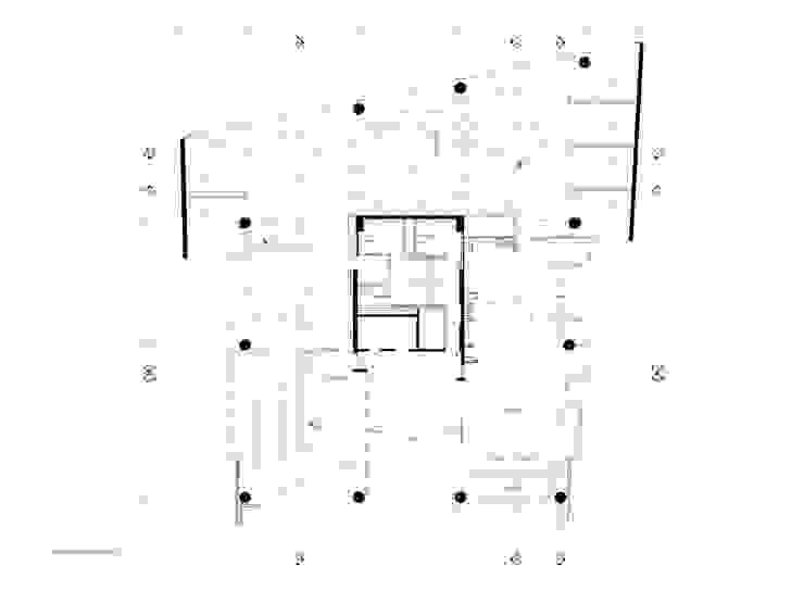 Electrolux . Corporativo + ShowRoom en CDMX Estudios y despachos minimalistas de Bahía de Conceptos Minimalista