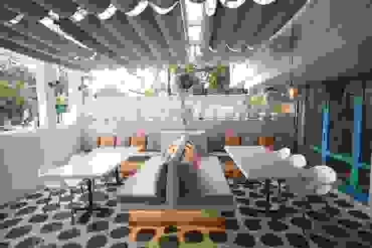 Mama Loca Minimalist hotels by Shadab Anwari & Associates. Minimalist