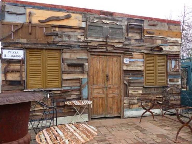 Recupero il giaggiolo sas Case in stile rustico