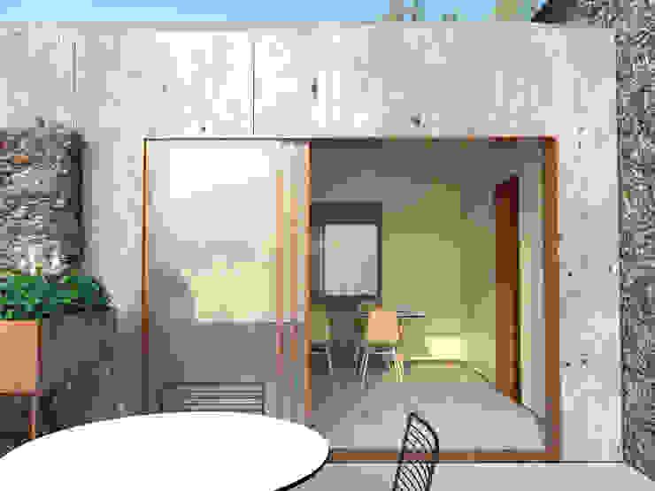 Casas minimalistas por Belle Ville Atelier d'Architecture Minimalista