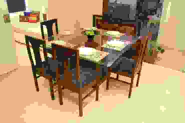 Elevate Lifestyles Minimalist dining room