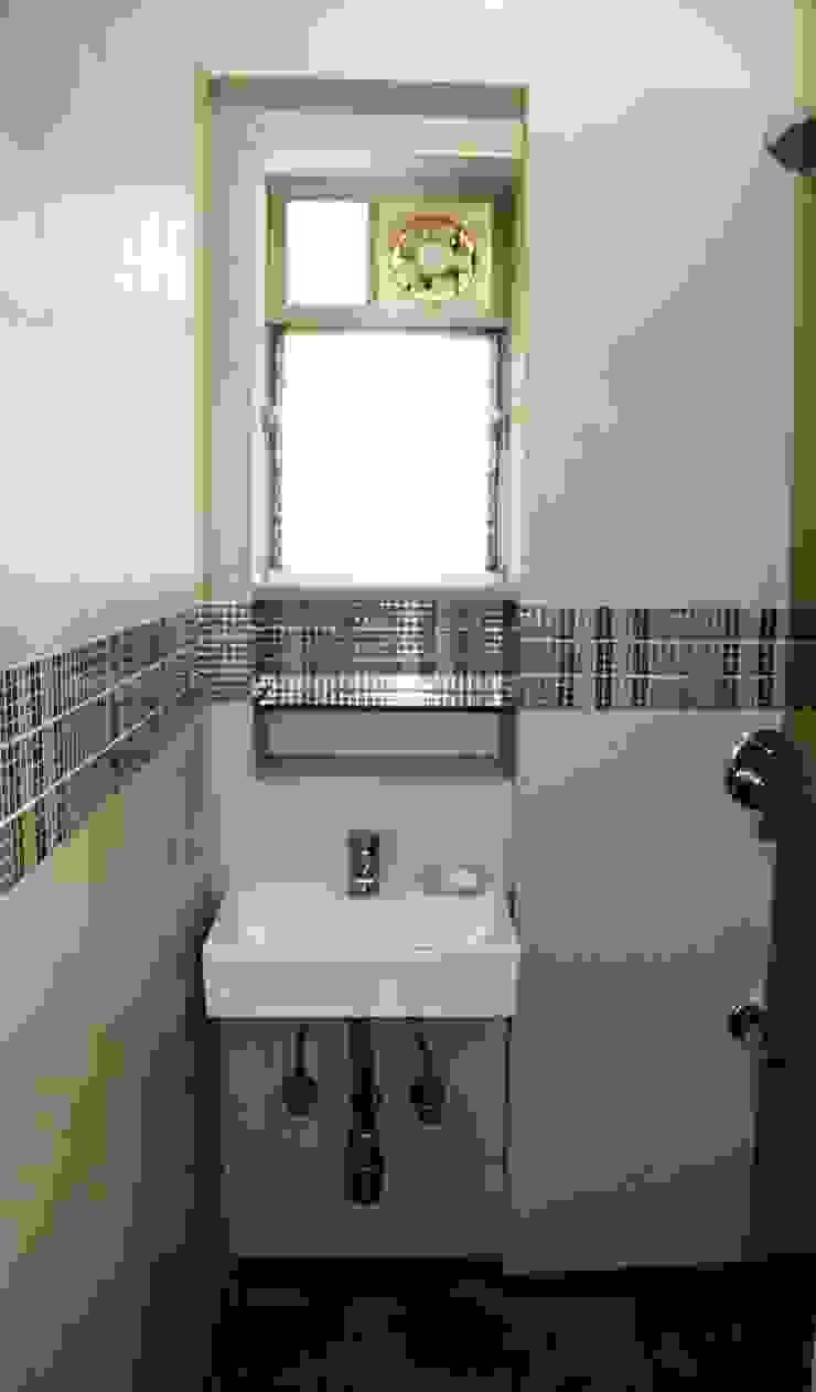 Elevate Lifestyles Minimalist style bathroom