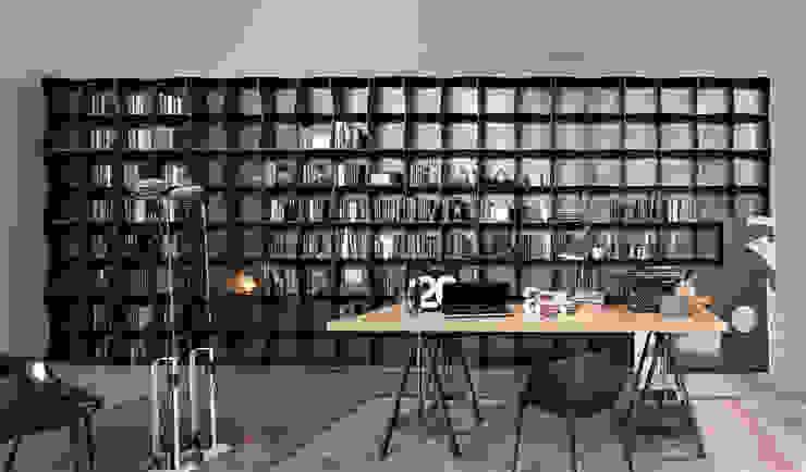 BandIt Design Study/officeCupboards & shelving Iron/Steel Black