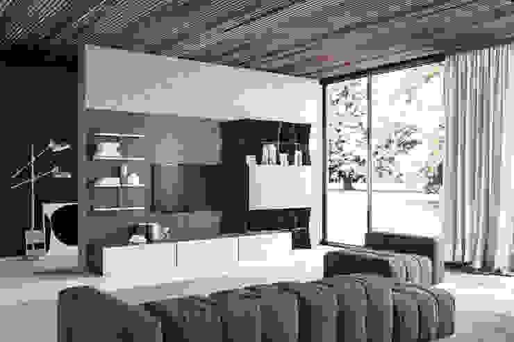 BandIt Design Modern living room Iron/Steel Grey