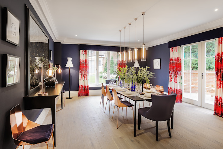 Dining room by Studio Hooton , Modern