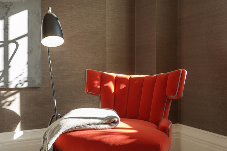 Study Studio Hooton Modern study/office