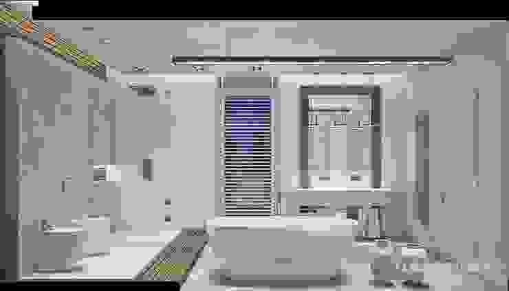 Baños de estilo  por LK&Projekt GmbH