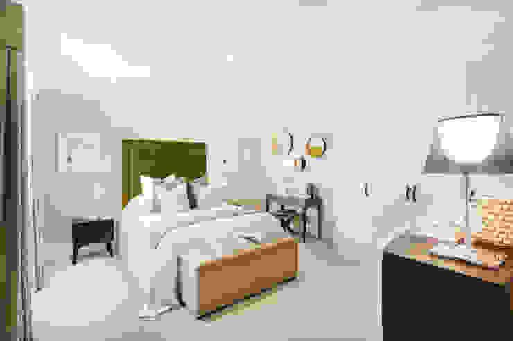 Bedroom 2 Studio Hooton Chambre moderne
