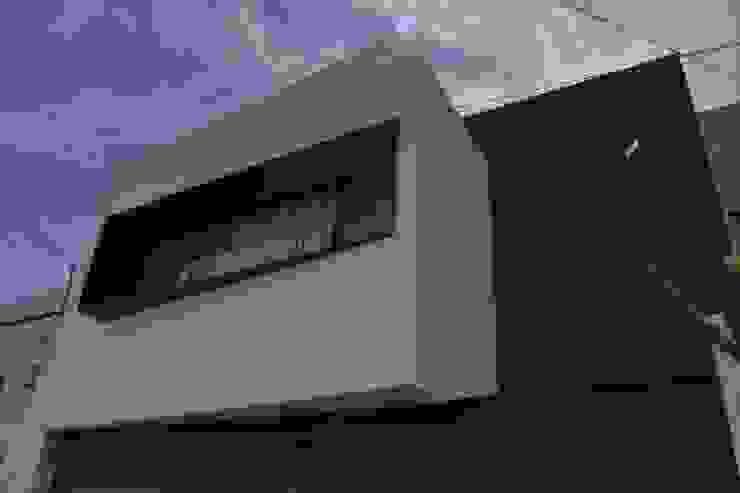 Ampliación de habitación principal de CUBO ROJO Arquitectura