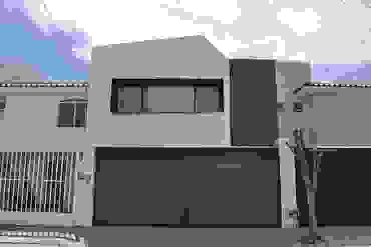 Nueva fachada de CUBO ROJO Arquitectura