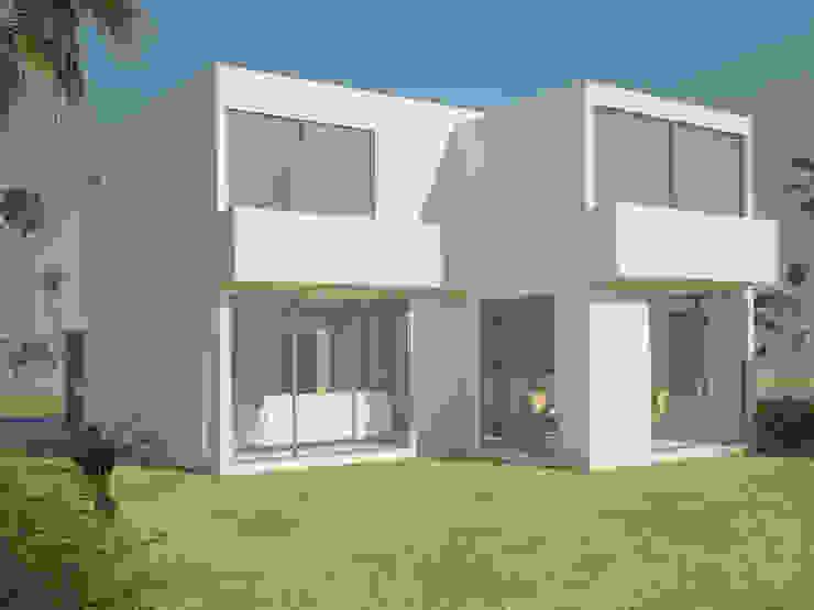 Lts Punta Caracol - A.flo Arquitectos Casas modernas de A.flo Arquitectos Moderno Concreto