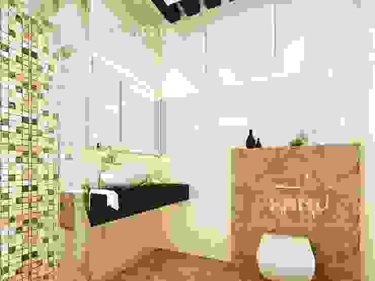 BATHROOM DESIGNS Modern bathroom by KARU AN ARTIST Modern