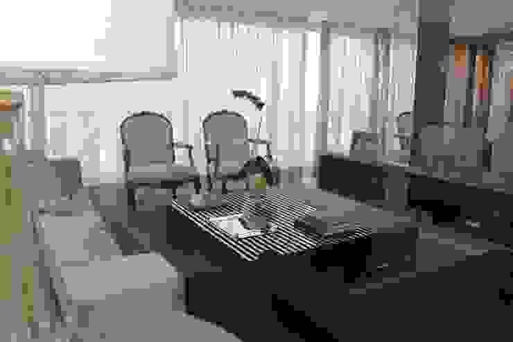 Depois - Living MR18 Arquitetura | Interiores
