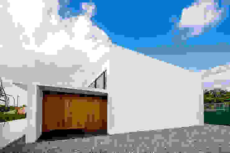 Moderne Häuser von 門一級建築士事務所 Modern Holz Holznachbildung