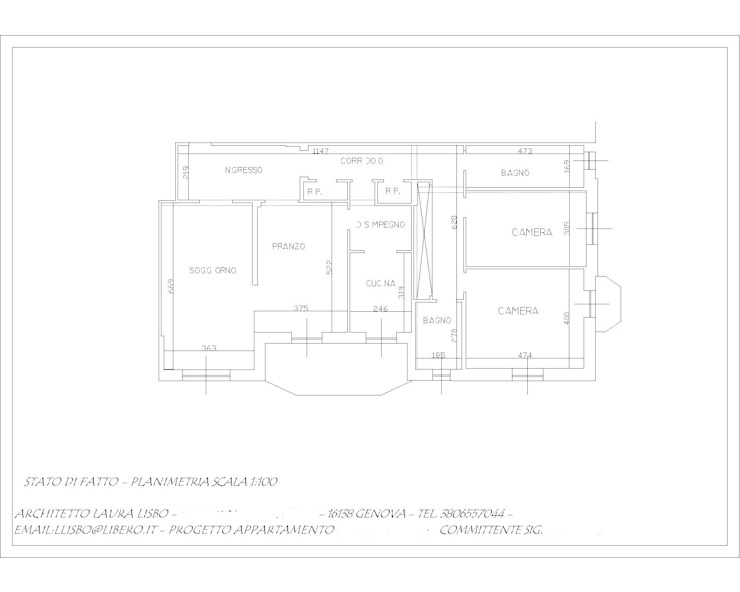 Modern Oturma Odası ARCHITETTO LAURA LISBO Modern