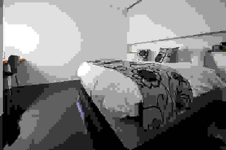 Asiatische Schlafzimmer von 門一級建築士事務所 Asiatisch Fliesen