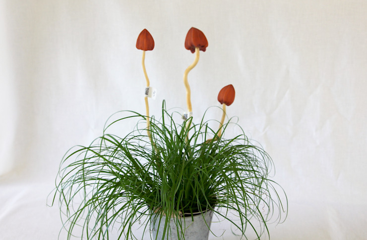 fair-art Steffen Karol Living roomAccessories & decoration Ceramic Brown