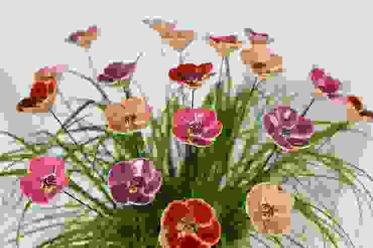 fair-art Steffen Karol BedroomAccessories & decoration Ceramic Purple/Violet
