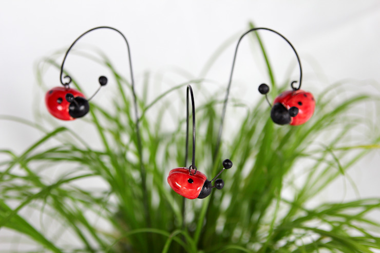 fair-art Steffen Karol Living roomAccessories & decoration Ceramic Red