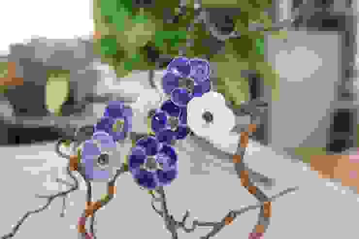 fair-art Steffen Karol Office spaces & stores Ceramic Blue