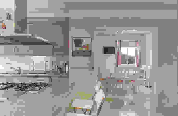 Monte da Bela Vista Cozinhas rústicas por Zenaida Lima Fotografia Rústico