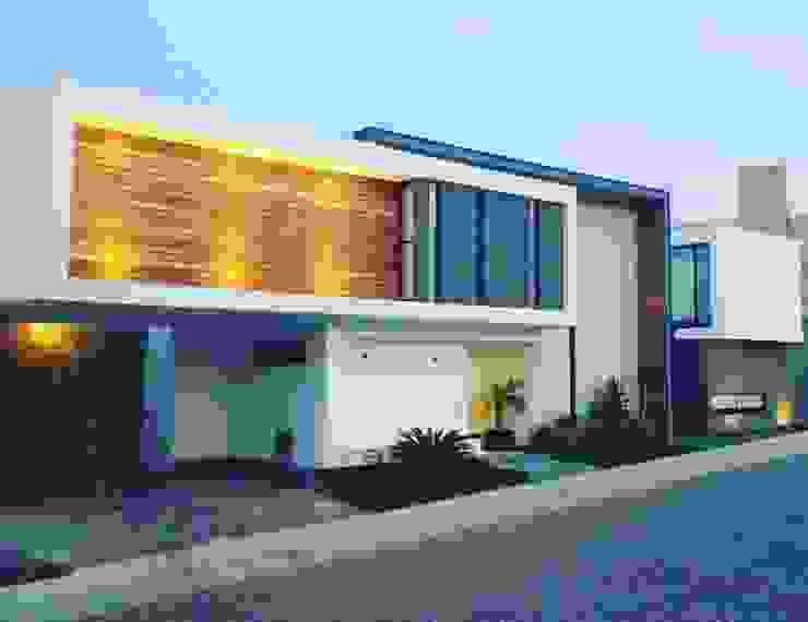 Casas de estilo  por ORTHER Architects