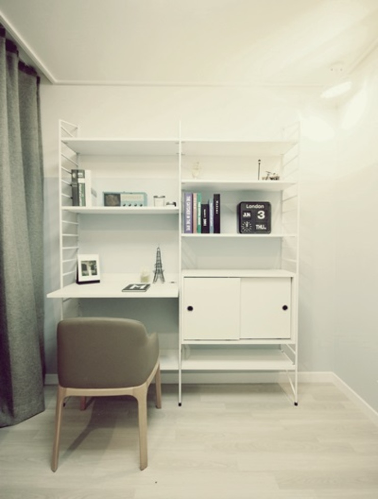 일산 홈스타일링 (Ilsan homestyling) homelatte Modern study/office
