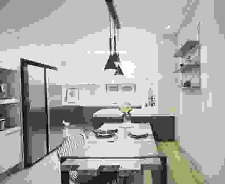 일산 홈스타일링 (Ilsan homestyling) homelatte Modern dining room