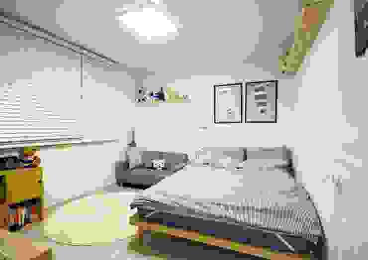 Bedroom by homelatte, Modern