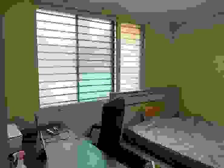 역삼동 투룸 싱글녀 홈스타일링 (Yeoksam homestyling) 모던스타일 침실 by homelatte 모던
